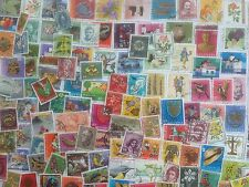 250 Different Switzerland Stamp Collection - Semi Postals only