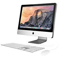 Apple iMac MC309LL/A 21.5-Inch 500GB HDD Desktop