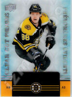 2019-20 UD TIM HORTONS CLEAR CUT PHENOMS DAVID PASTRNAK INSERT CARD - In Stock!!