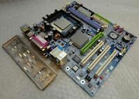 Gigabyte GA-K8VM800M Prise 754 Carte Mère / Carte Système avec Plaque