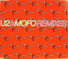 "U2 ""MOFO REMIXES""  cd's near mint"