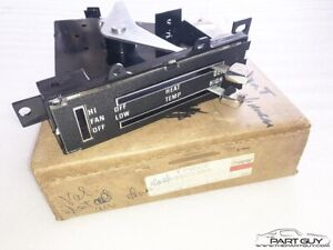 NOS 73-74 Charger B-Body HEATER CONTROL Non-AC Controls Temperature HEAT 3502783