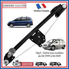 Mecanisme de Leve Vitre Electrique Arriere Gauche pour Opel Zafira A