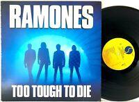 Ramones - Too Tough To Die [Sterling / Sire 25187-1] LP Vinyl Record Album
