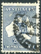 AUSTRALIA-1915 2½d Indigo Sg 25  GOOD USED V27743