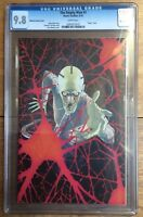 The Empty Man #1 Montes Virgin Variant Cover CGC 9.8 Boom Studios