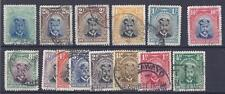 S.RHODESIA, ADMIRALS, 1924, 1/2d-5/, SG 1-14, GOOD TO FINE USED,  CAT £375