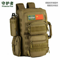 35L Outdoor Sports Hand Bag Camo Tactical Military Hiking Cycling Bag Backpack