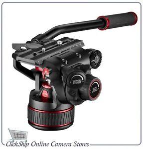 Manfrotto 608 Nitrotech Fluid Video Head (Replaces MVHN8AH) Mfr # MVH608AH