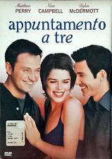 Appuntamento a tre (1999) DVD Snapper  Edition