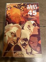 East of West #45 NM 2019 Image comics Hickman Dragotta Final Issue