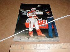 1992 Alan Kulwicki Ford vintage original Nascar racing photograph real not copy