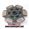 Ford Pinto fast road race cerametallic paddle drive clutch plate heavy duty