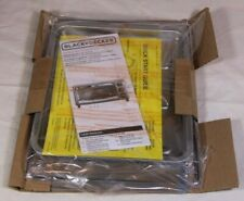 New ListingComplete Tray Set for Black+Decker To1313Sbd or To1313Swd 4-Slice Toaster Oven
