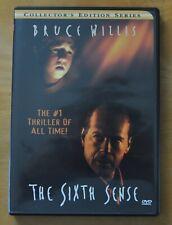 The Sixth Sense (Dvd, 2000, Collectors Edition Series) - Bruce Willis