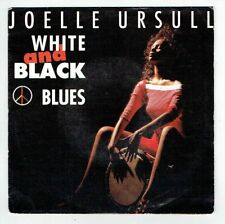 "Joelle URSULL Vinyl 45 tours 7"" WHITE AND BLACK BLUES Gainsbourg CBS 655951-7"