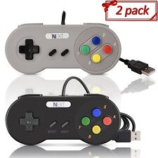 1/2Pcs SNES USB Controller Gamepad Joystick for PC Mac Raspberry Pi 3 RetroPie