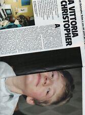 SP23 Clipping-Ritaglio 1987 La vittoria di Christopher Nolan