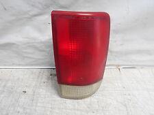 2000 GMC Jimmy SLT Tail light Right passenger brake light assembly lens hazed