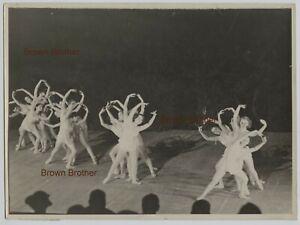"Vintage 1935 School of American Ballet George Balanchine ""Serenade""  DBW Photo 3"