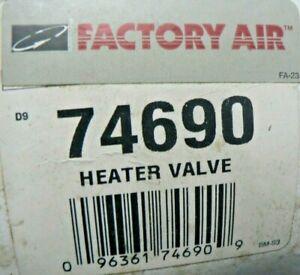 FOUR SEASONS FACTORY AIR HEATER VALVE 74690