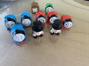 Lot of 10 Mash'Ems Thomas & Train Mashems Squishy