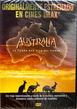 AUSTRALIA. DVD. NUEVO PRECINTADO. IMAX