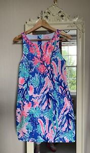 Lilly Pulitzer Size 2 Summer Shift Dress
