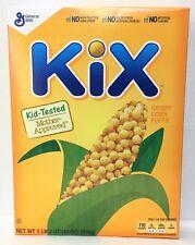 Kix Crispy Corn Puffs Cereal 18 oz