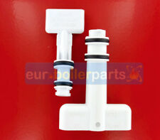 Worcester Bosch Filling Key - Both Large and Small 87161211070 BRAND NEW