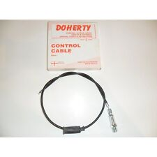 Doherty Magnetic Throttle Cable Fits AJS /Matchless All Standard Singles 1952-59