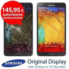 Samsung Galaxy Note 3 N9005 Display LCD Toruchscreen Reparatur Black Schwarz