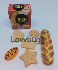 Crackers & Breads Mini for American Girl Doll Food Accessory Lovv That Lovvbugg!