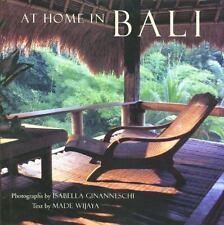 At Home in Bali, Wijaya, Made, Good Book