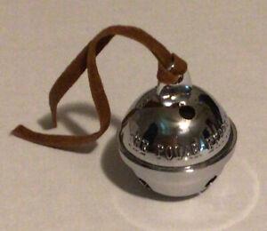 The Polar Express Bell Santa's Sleigh Bell Metal Christmas Bell