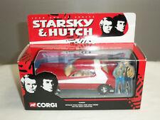 CORGI CC00201 STARSKY + HUTCH TV SERIES RED FORD GRAN TORINO DIECAST MODEL CAR