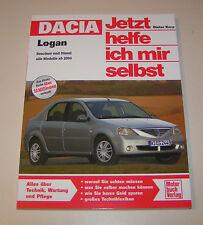 Reparaturanleitung Dacia Logan - Benziner und Diesel - ab 2004 !