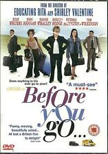 Before You Go - Tout Neuf DVD