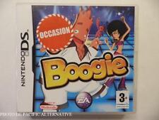 OCCASION: jeu BOOGIE sur nintendo DS en francais danse musique pour enfant spiel