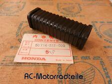 Honda CB CL XL 175 350 360 450 Rubber Footrest Pillion Step R. NOS