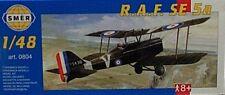 Smer 1/48 SE 5a RAF Biplane WWI 804