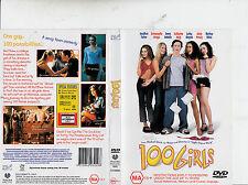 100 Girls-2001-Jonathan Tucker- Movie-DVD