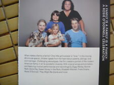 FAMILY IS A FAMILY IS A....HBO EMMY DVD ROSIE O'DONNELL ziggy marley bonnie rait