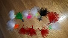 11 x Assorted Different Trout Flies