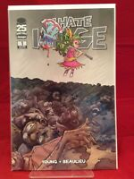 I hate Image Special #1 2017 Image Comics 1st Print Skottie Young