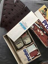 Vtg 1974 PROBE Board Game of Words Parker Brothers Complete