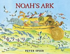 Noah's Ark by Peter Spier (1977, Hardcover)