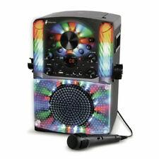 New ListingThe Singing Machine Sml625Btbk Bluetooth Cd/G Karaoke System