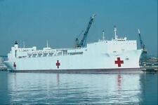 Signe Métallique 795027 usnhs miséricorde navire hôpital de SAN DIEGO Californie station navale U