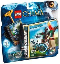 LEGO Legends of Chima - Speedorz - 70110 - La Tour Suprême